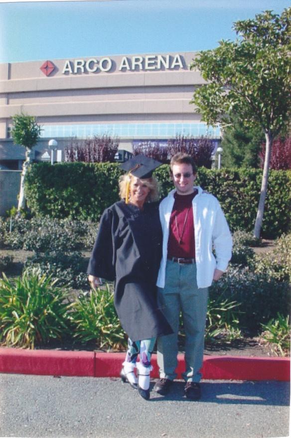 CB's gradution